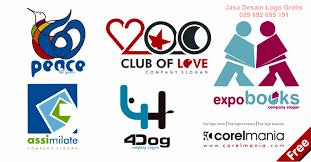 cara membuat logo online shop jasa pembuat logo murah gratis perusahan online shop pekalongan