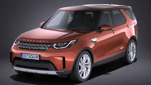 land rover discovery 2016 red model land rover discovery