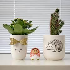 cute plant cute plant pots ideas kao ani com