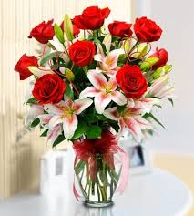 roses and lilies luxury roses lilies hydrangea bouquet carithers florist