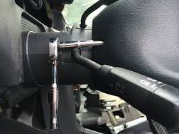 steering wheel swap step by step with pics mbworld org forums