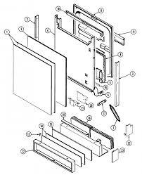 kenmore elite dishwasher model 665 wiring diagram kenmore wiring