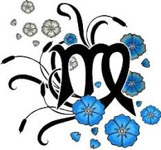32 best virgo zodiac tattoo design black images on pinterest