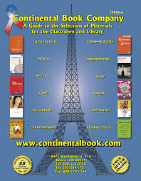 french 2016 indb continental book company