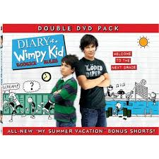 diary of a wimpy kid 2 rodrick with my summer vacation