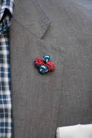 Lapel Flowers How To Video Making Silk Knot Lapel Flower Men U0027s Style Pro