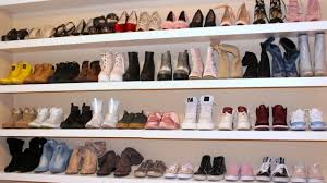 Shoe Shelves For Wall Diy Shoe Wall Youtube