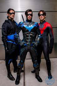 Halloween Costumes Nightwing Guys Killing U2022 Awesome Nightwing Cosplays