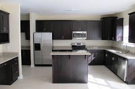 white tile backsplash with dark cabinets nrtradiant com