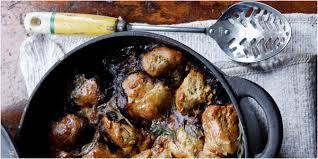 cuisiner le veau en cocotte rôti de veau cagnard en cocotte idées de recettes