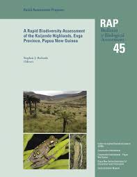 a rapid biodiversity assessment of the pdf download available
