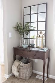 Entrance Tables And Mirrors Best 25 Entryway Mirror Ideas On Pinterest Entryway Wall Decor