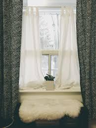 curtains window treatments agreeable minimalist dining room