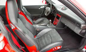 porsche 911 interior back seat porsche 911 gt3 the octane collection
