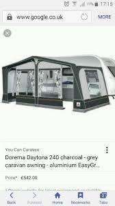 Bailey Caravan Awning Sizes Caravan Awning Size 13 950 975 In Maltby South Yorkshire Gumtree