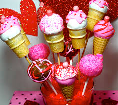 valentines day candy cake pop cookie bouquets u0026 edible