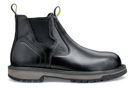 Shoo Metal non slip shoes for industrial factory workers steel toe work