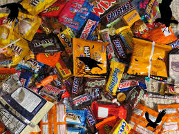 dying for chocolate what to do with leftover halloween candy