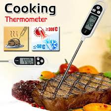 termometre cuisine digital cooking food kitchen thermometer stab probe
