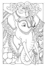 littleshoptreasures etsy elephant coloring