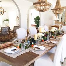 Home Table Decor by 35 Stunning Thanksgiving Home Decor Ideas For This Year U0027s Festivity