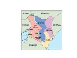 Kenya Map Africa by Kenya Maps Digitalmaps Co Uk By Netmaps Vector U0026 Wall Maps