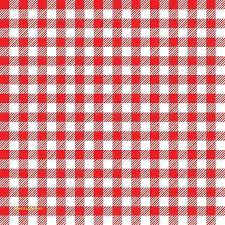 tablecloths and white plaid tablecloth and white