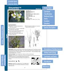 native plant guide cwic wetland plant field guide
