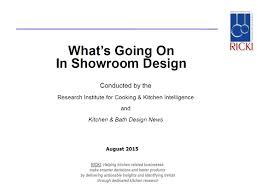 what u0027s going on in showroom design 2015 report