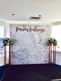 wedding backdrop hire perth a modern floral wedding florals marbles and bright