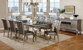Dining Room Furniture Nyc Amina 84 Dining Set 1 872 90 Furniture Store Shipped Free In