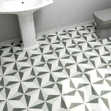 Retro Flooring by Merola Tile Twenties Diamond 7 3 4 In X 7 3 4 In Ceramic Floor