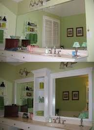 diy bathroom mirror frame ideas diy bathroom mirror frame for less than 20 need to do this in my