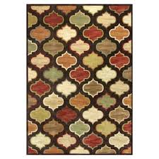 Green And Brown Area Rugs Green And Brown Area Rugs Roselawnlutheran Inside Idea 7