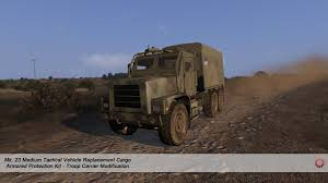 tactical vehicles medium tactical vehicle replacement mtvr packs armaholic