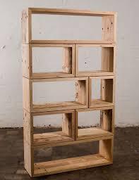 diy rustic pallet bookshelf rustic bookshelf bookshelves and