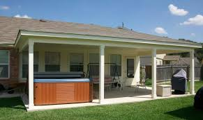 Cement Patio Cost Per Square Foot by Roof Patio Roof Designs Stunning Patio Roof Ideas Stunning Patio