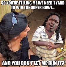 Marshawn Lynch Memes - marshawn lynch meme perfectly sums up final offensive play of