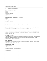 collection of solutions sample of cover letter for job application