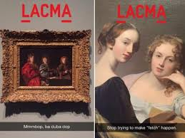 Stop Trying To Make Fetch Happen Meme - a los angeles art museum is turning classic works into memes and