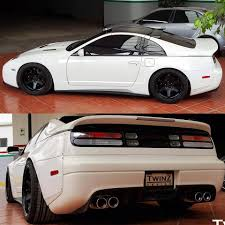 nissan 240sx widebody twinz design z32 widebody kit complete 13 piece kit z1 motorsports