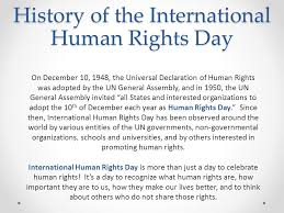 international human rights day december 10 ppt