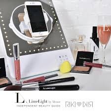 Makeup Lighted Mirror Glamcor Riki Loves Riki Lighted Mirror Available Exclusively From