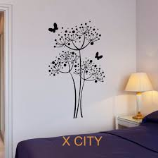 wall beautiful dandelion wall decal to bring your room feel fresh wall word decals dandelion wall decal fathead wall art