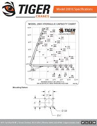 2081 tiger crane service trucks u0026 tiger cranes