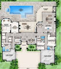 Old Key West Floor Plan Best 25 Mediterranean House Plans Ideas On Pinterest