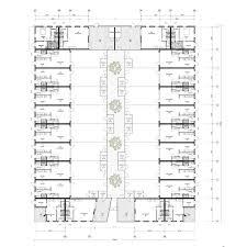 court housing in groningen by architecten en en architecture
