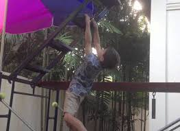 backyard obstacle course american ninja warrior style gogo papa