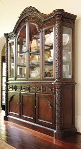 Small Hutch For Dining Room Dining Room Small Wood Buffet With Side Cupboard Furniture Also