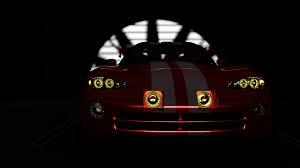 dodge supercar concept artstation dodge viper gts r packshot yann cariou